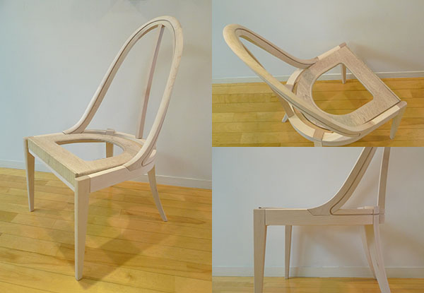 PRODUCT :020-MODEL Chair