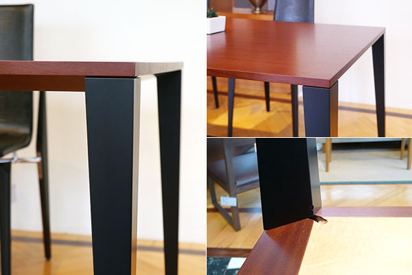PRODUCT :SOTTILE [ソッティーレ] Dining Table