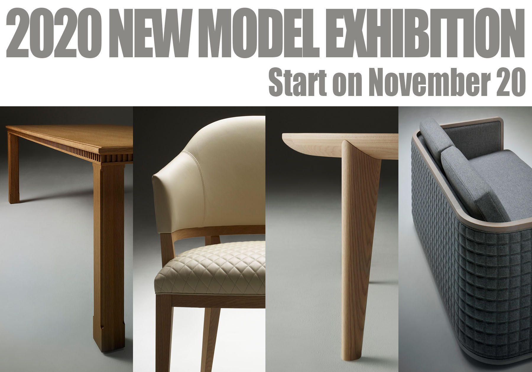 2020 NEW MODEL EXHIBITION